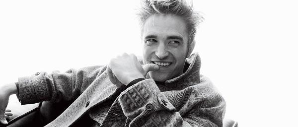Robert se junta a outras celebridades na campanha contra o assédio sexual