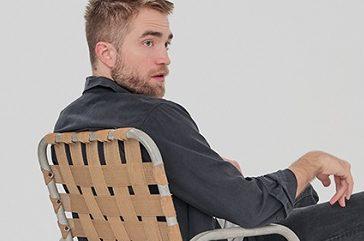 Photoshoot: Robert Pattinson para a Deadline Magazine