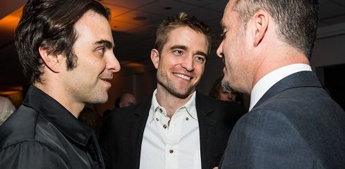 FOTOS: Robert Pattinson na after party da premiere de Hostiles (14/12)