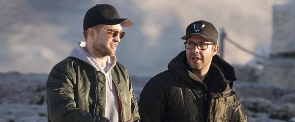 Robert e amigos passeando pela Grécia (21/11)