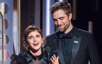 Robert Pattinson no Globo de Ouro 2018: veja fotos e vídeos legendados