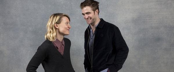 NOVOS PORTRAITS: Robert Pattinson e Mia Wasikowska no Sundance Film Festival