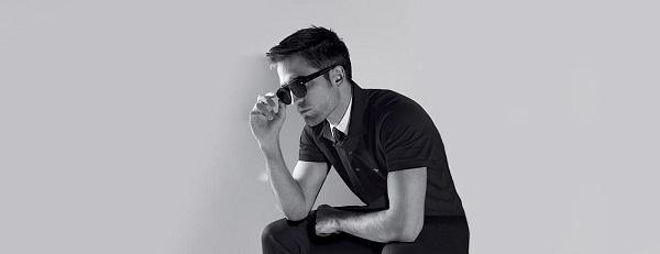 Robert Pattinson em novas imagens para a campanha da Dior