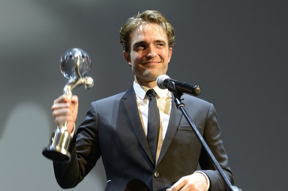 "Robert Pattinson no ""53º Karlovy Vary International Film Festival"""