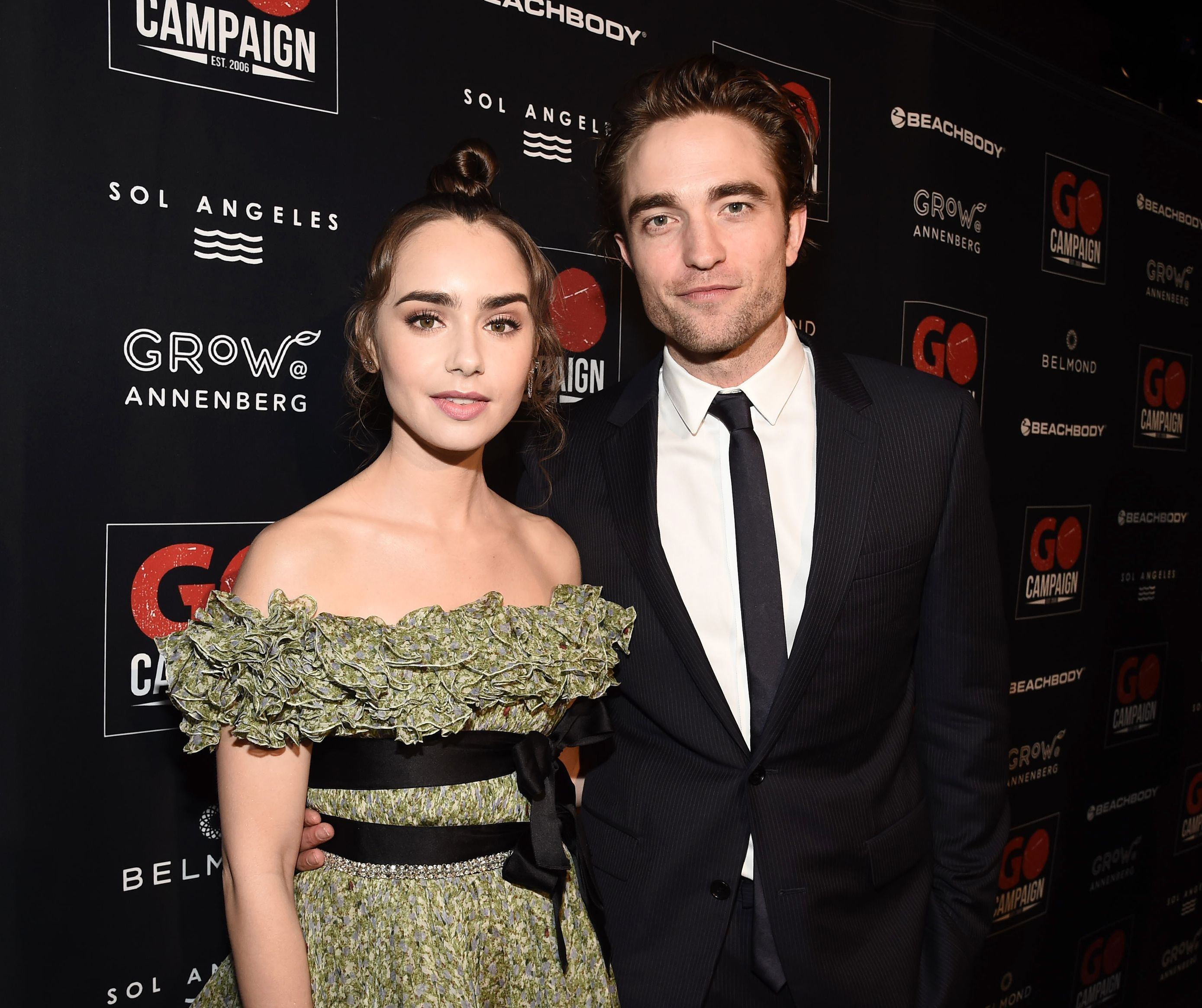 FOTOS: Robert Pattinson no Go Gala
