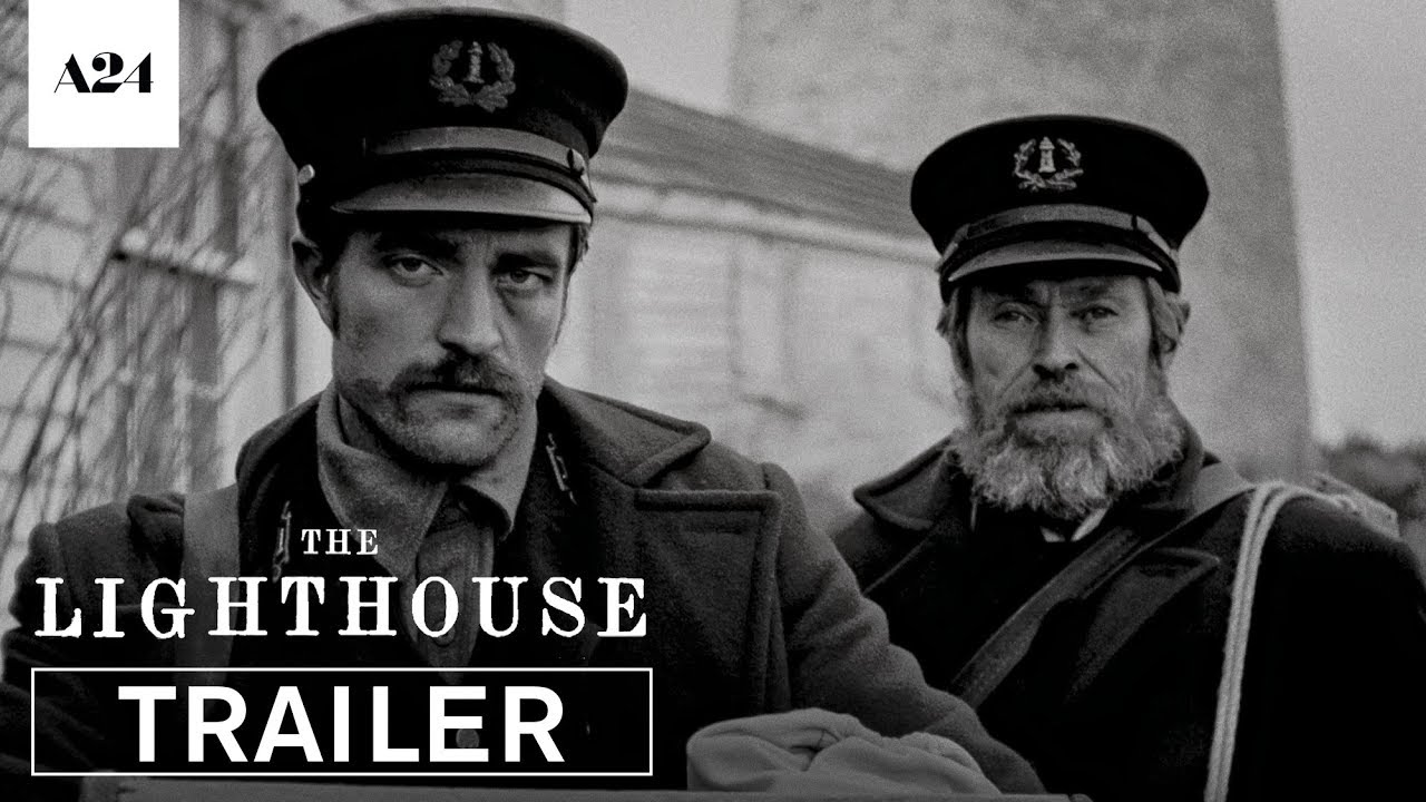 "Trailer + Poster de ""The Lighthouse"""