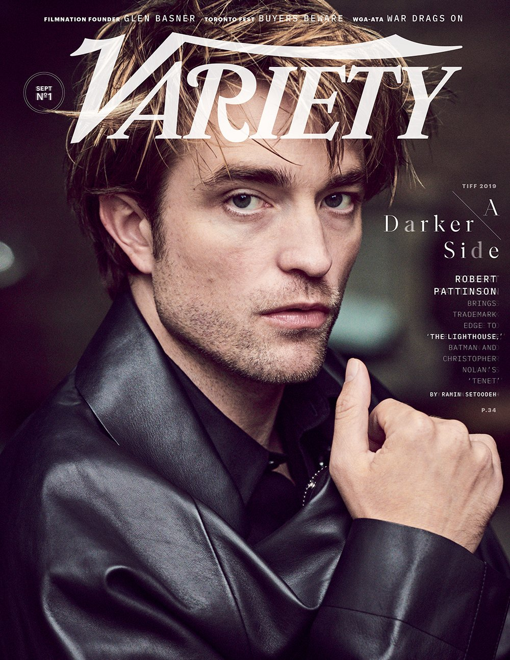 Robert Pattinson em entrevista para Variety fala sobre The Batman