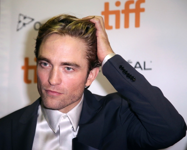 Robert Pattinson no Festival Internacional de Cinema de Toronto