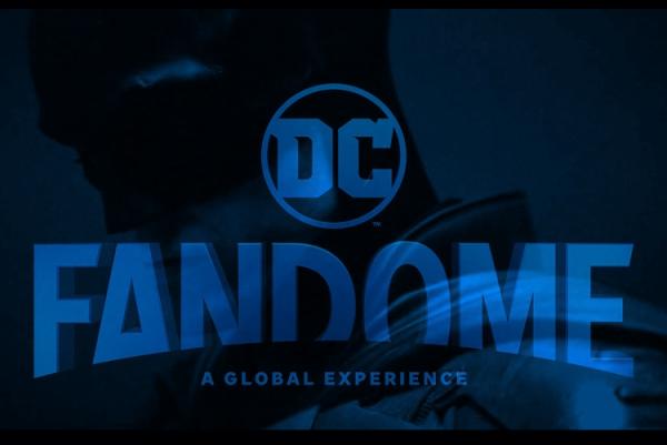 THE DC FANDOME – Evento Online da DC com painel de The Batman