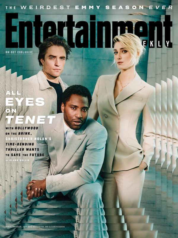 Tenet na Entertainment Weekly!