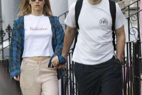 FOTOS: Robert e Suki andando em Londres (20/07)