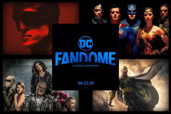 Novo trailer da #DCFanDome é divulgado pela DC!