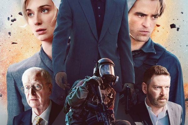 Divulgado o poster brasileiro de Tenet + Informações sobre os cinemas!