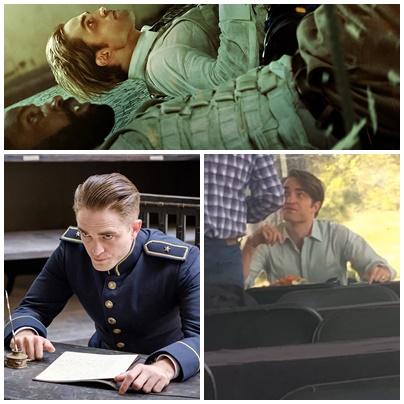 Atualização da galeria: Novos stills de filmes com Robert!