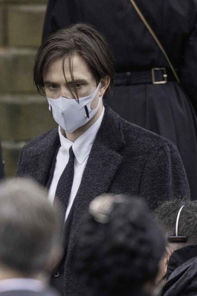 Produção de The Batman: Inglaterra declara segundo bloqueio nacional!