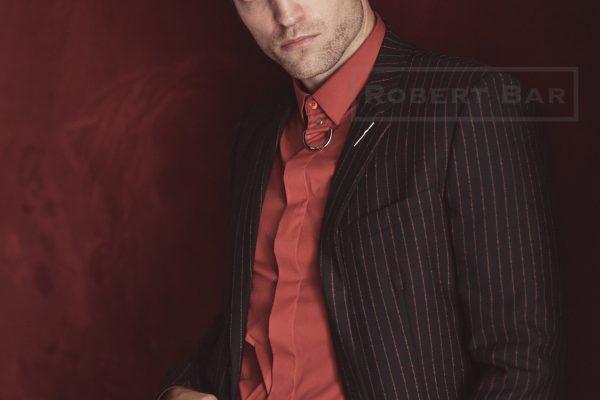 Novas fotos de Robert Pattinson na GQ França de 2017!