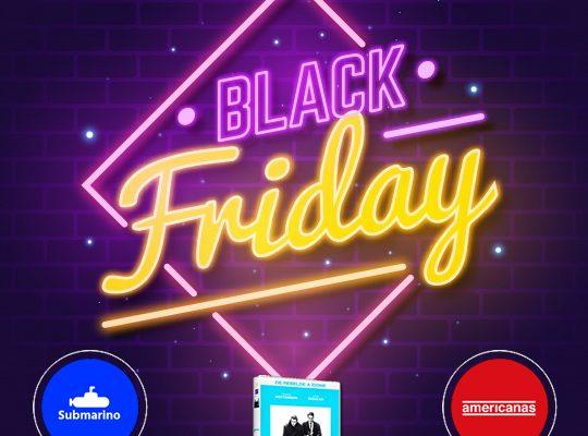 Promoção de Black Friday: Dvd's de filmes do Robert Pattinson à partir de R$ 1,99