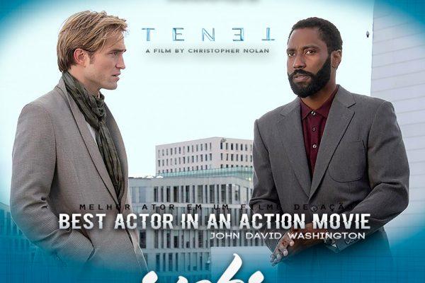 Tenet é indicado ao Critics Choice Super Awards 2021!