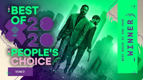 IGN 2020: Tenet ganhou em duas categorias!