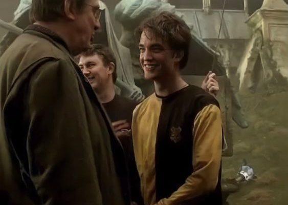 Um dia com Robert Pattinson no set de Harry Potter legendado