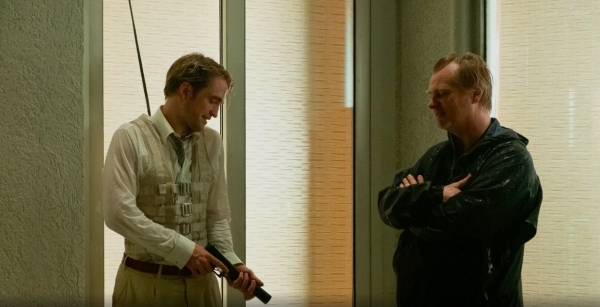Christopher Nolan diz que sequência de Tenet só depende do público!