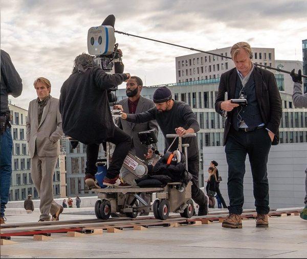 Tenet é o único filme lançado 'pós pandemia' no top 10 de bilheteria no Reino Unido