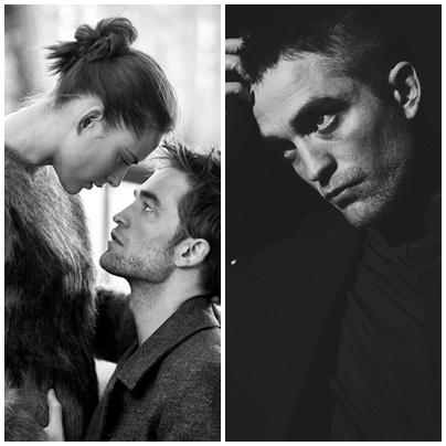 Fotos de Robert em preto e branco