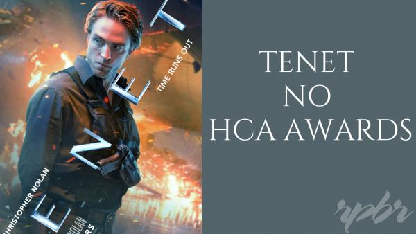 Tenet recebe 5 indicações ao HCA Awards!