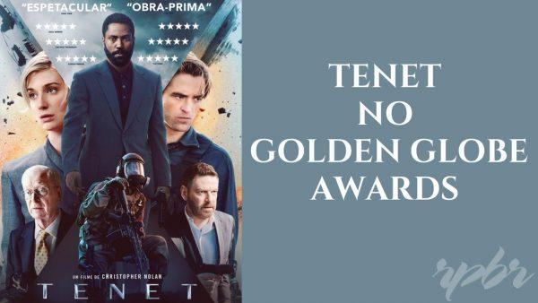 """Tenet recebe indicação de """"Melhor trilha sonora original"""" no Globo de Ouro"""