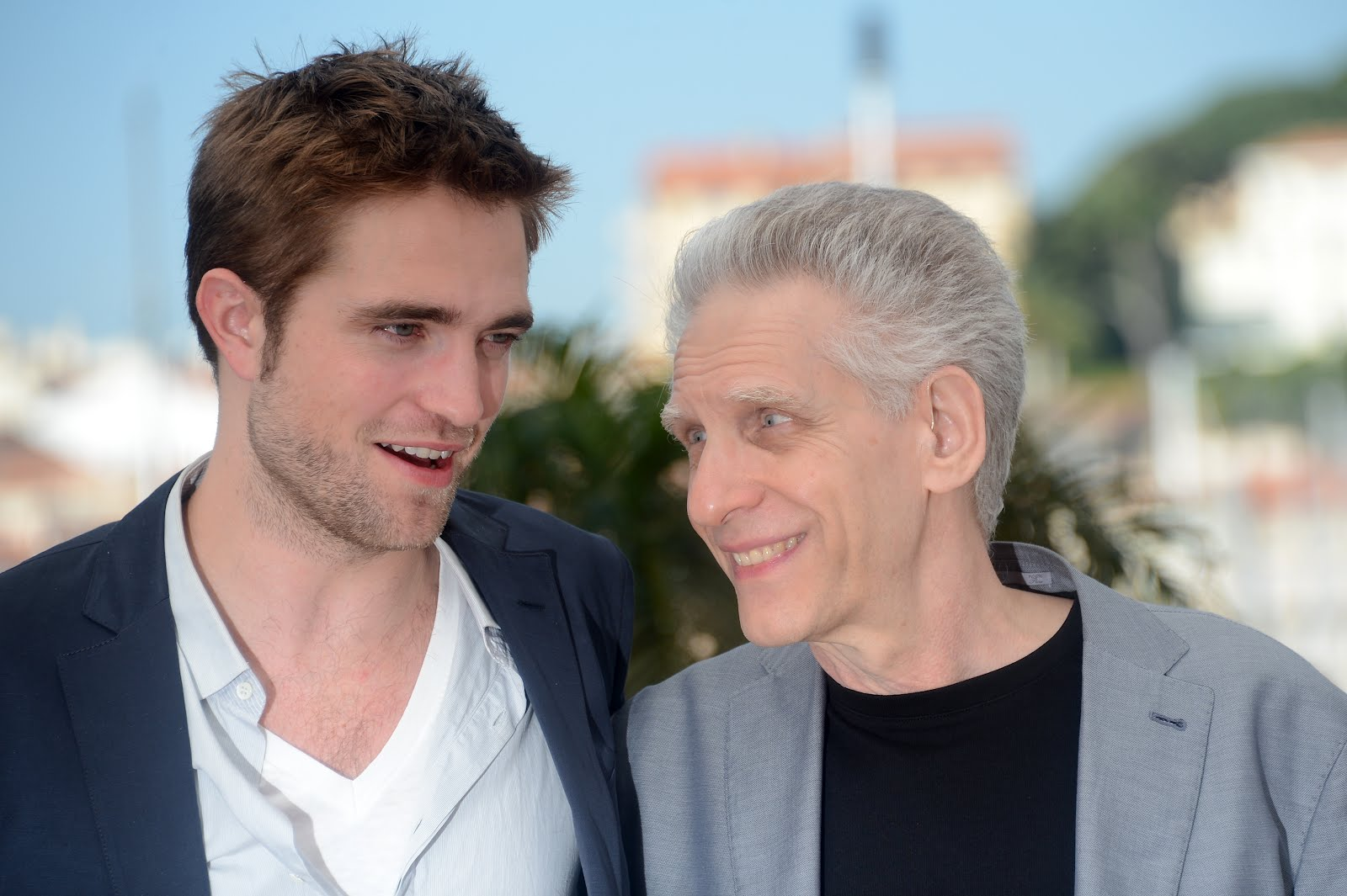 Pattinson-Cronenberg