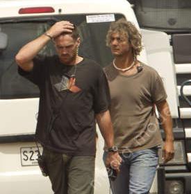 """Ash Gale, dublê de Robert em """"The Rover"""" posta sobre sua experiência nas filmagens"""