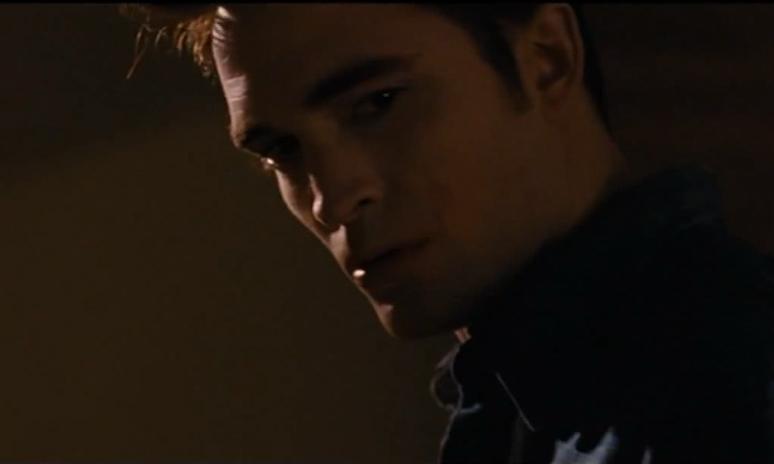Cena deletada de Amanhecer – Parte 1: Edward ataca Jacob