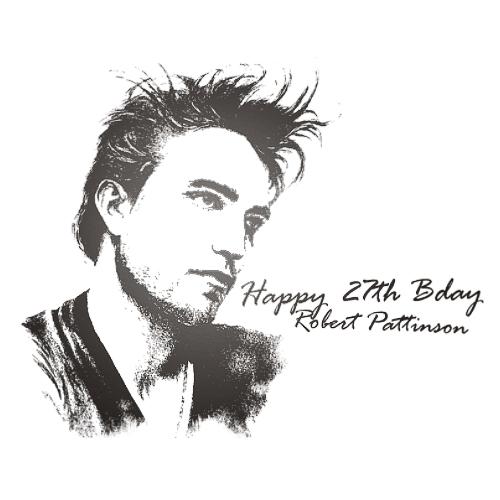 PARABÉNS: hoje Robert Pattinson completa 27 anos!