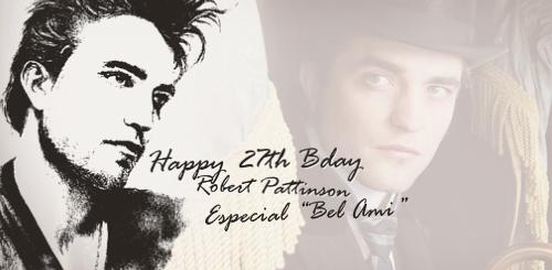 Especial do 27º Aniversário de Robert Pattinson:  BEL AMI – O SEDUTOR