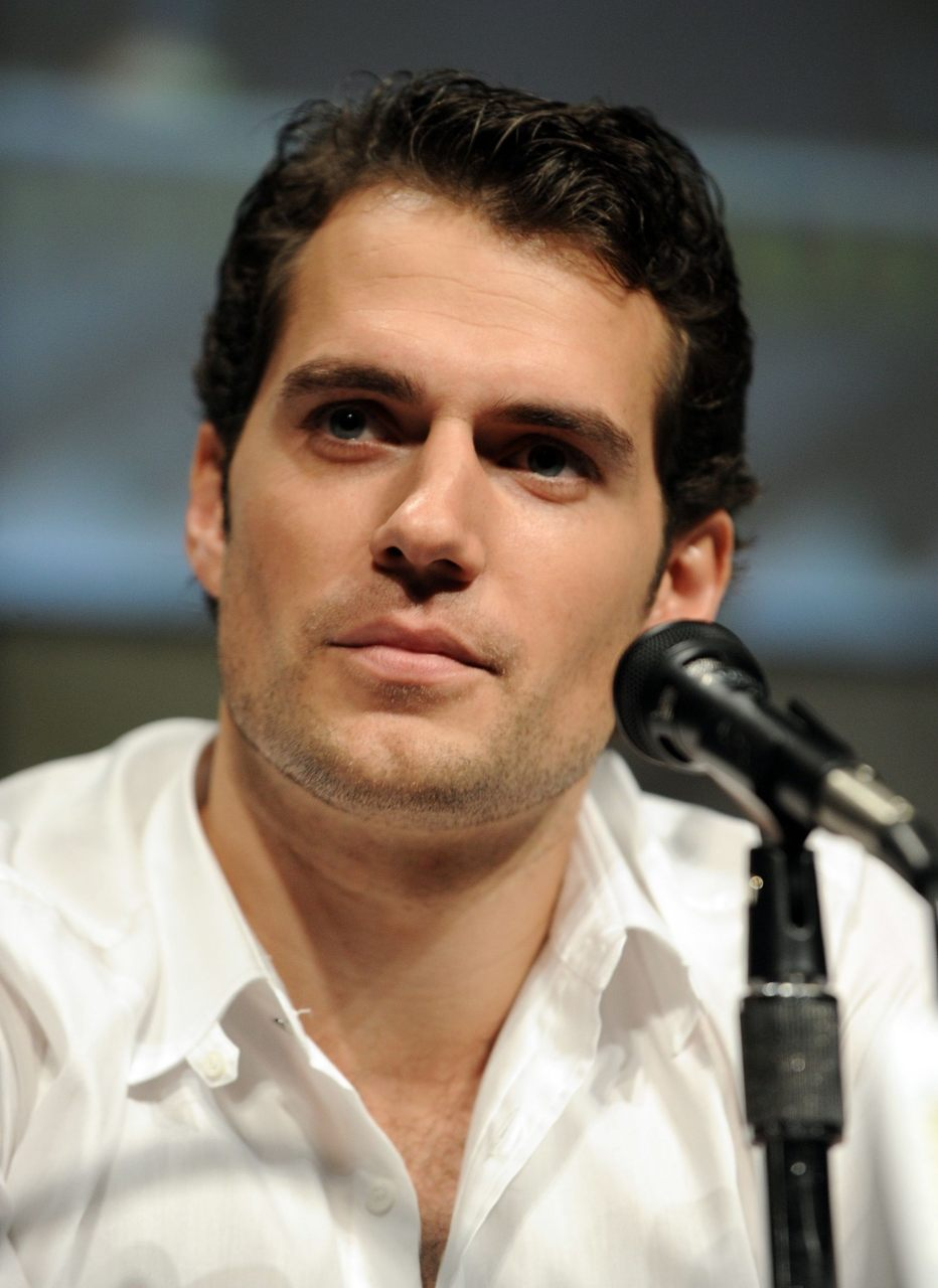 Henry Cavill fala de Robert durante o MTV First: Man Of Steel