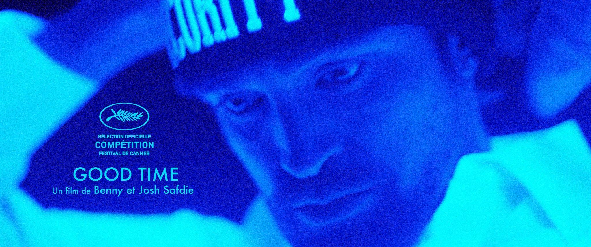 Novas informações sobre Good Time (exibição em Cannes e lançamento no Brasil)