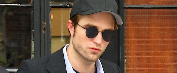 FOTOS: Robert em Nova York (08/08)